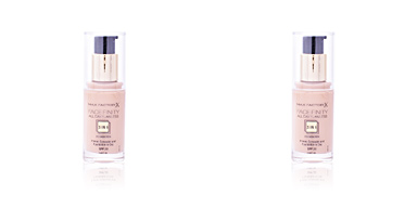 FACEFINITY 3IN1 primer, concealer & foundation Max Factor