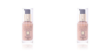 Foundation makeup FACEFINITY 3IN1 primer, concealer & foundation Max Factor