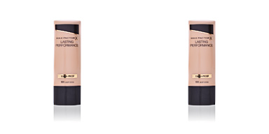 Fondation de maquillage LASTING PERFORMANCE touch proof Max Factor
