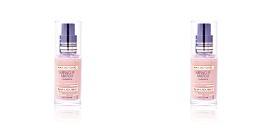 MIRACLE MATCH BLUR & NOURISH foundation #65 rose beige Max Factor