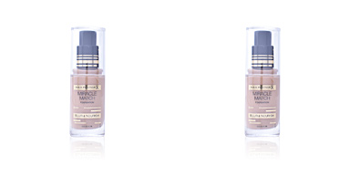 MIRACLE MATCH BLUR & NOURISH foundation #75-golden Max Factor