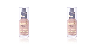 MIRACLE MATCH BLUR & NOURISH foundation #80-bronze Max Factor