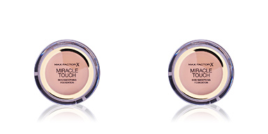 MIRACLE TOUCH skin smoothing foundation Max Factor