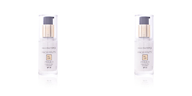 Foundation makeup FACEFINITY ALL DAY primer SPF20 Max Factor