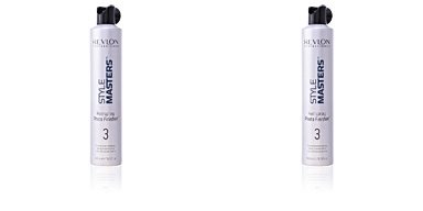 STYLE MASTERS hairspray photo finisher Revlon
