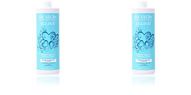 Champú desenredante EQUAVE INSTANT BEAUTY hydro detangling shampoo Revlon