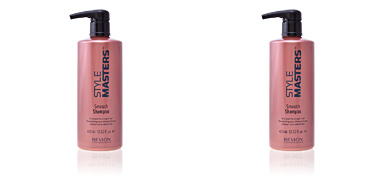 STYLE MASTERS smooth shampoo for straight hair Revlon