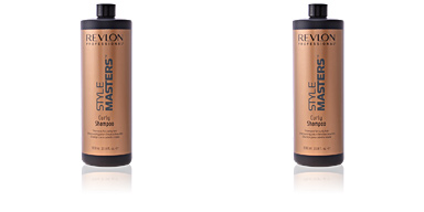 CURLY SHAMPOO shampoo for curly hair 1000 ml Revlon