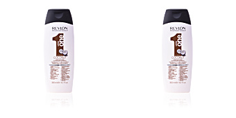 Moisturizing shampoo UNIQ ONE COCONUT conditioning shampoo Revlon