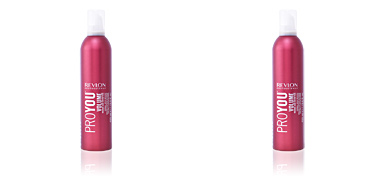 Producto de peinado PROYOU VOLUME normal hold mousse Revlon