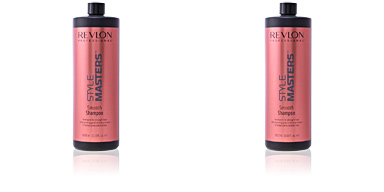 SMOOTH SHAMPOO shampoo for straight hair 1000 ml Revlon
