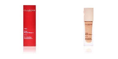 Clarins TEINT HAUTE TENUE + SPF15 #110,5-almond 30 ml