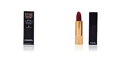 ROUGE ALLURE VELVET le rouge velours Chanel
