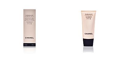 Facial SUBLIMAGE la protection UV SPF50 Chanel