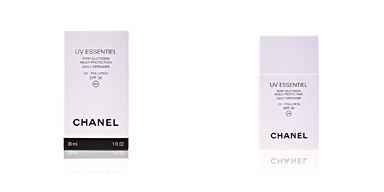 Faciales SUN UV ESSENTIEL soin quotidien multi-protection SPF30 Chanel