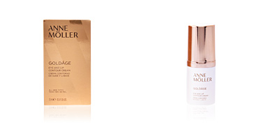 Tratamento papos e olheiras GOLDÂGE eye and lip contour cream Anne Möller