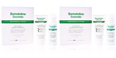 Somatoline PROFESSIONAL SYSTEM LIPOREDUCTOR MUSLOS Y CADERAS LOTTO 2 pz