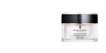 Gesichts-Feuchtigkeitsspender FLAWLESS FUTURE powered by ceramide night cream Elizabeth Arden
