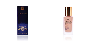 Foundation makeup DOUBLE WEAR NUDE water fresh makeup SPF30 Estée Lauder