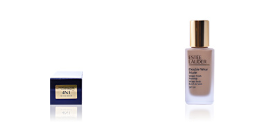 Estee Lauder DOUBLE WEAR NUDE water fresh makeup SPF30 #4N1-shell 30 ml