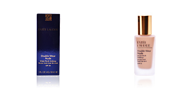 Base de maquillaje DOUBLE WEAR NUDE water fresh makeup SPF30 Estée Lauder