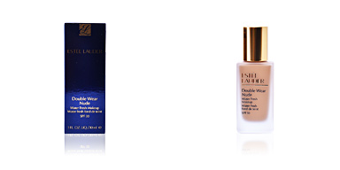 Estee Lauder DOUBLE WEAR NUDE water fresh makeup SPF30 #4N2-spiced sand