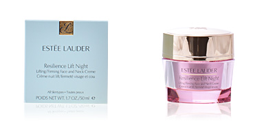 Skin tightening & firming cream  RESILIENCE LIFT NIGHT creme Estée Lauder