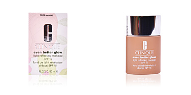EVEN BETTER GLOW light reflecting makeup SPF15 Clinique