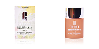 Base maquiagem EVEN BETTER GLOW light reflecting makeup SPF15 Clinique