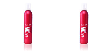 Hair styling product PROYOU EXTREME strong hold mousse Revlon