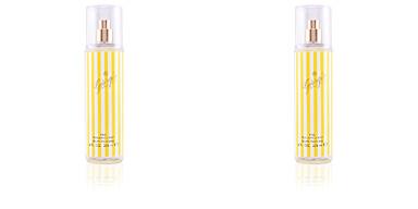 GIORGIO BEVERLY HILLS yellow fine fragrance mist Giorgio