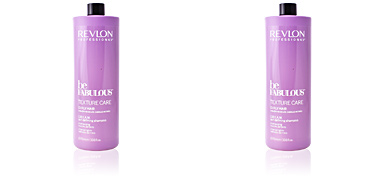 BE FABULOUS curly shampoo Revlon