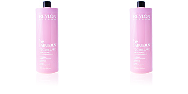 BE FABULOUS smooth shampoo 1000 ml Revlon