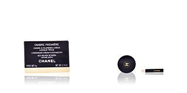 OMBRE PREMIÈRE cream eyeshadow #822-silver screen 4 gr Chanel