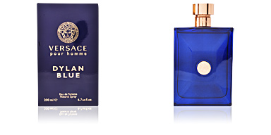 Versace DYLAN BLUE eau de toilette spray 200 ml