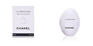 Hand cream & treatments LA CRÈME MAIN veloute-adoucit-éclaircit Chanel