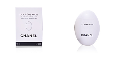 Tratamientos y cremas manos LA CRÈME MAIN veloute-adoucit-éclaircit Chanel