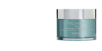 Hair mask for damaged hair REGENESIS detox hair & scalp masque Revitalash