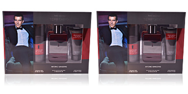 THE SECRET TEMPTATION COFFRET Antonio Banderas