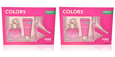Benetton COLORS PINK for her lote