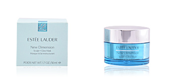 NEW DIMENSION sculpt + glow mask Estée Lauder