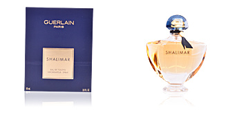 SHALIMAR eau de toilette vaporizador Guerlain