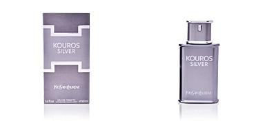 KOUROS SILVER eau de toilette vaporizador 50 ml Yves Saint Laurent