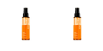 Hair moisturizer treatment URBAN MOISTURE hydro-nourishing double serum Shu Uemura
