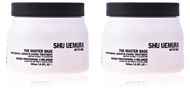 THE MASTER BASE profesional serum-blending treatment Shu Uemura