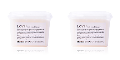 Condicionador volumizador LOVE curl conditioner Davines