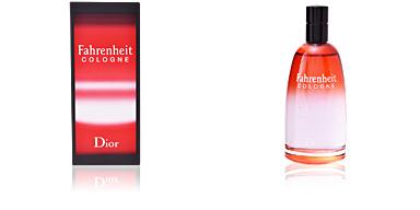 Dior FAHRENHEIT COLOGNE perfume