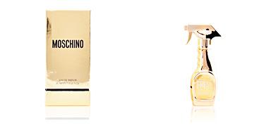 FRESH COUTURE GOLD eau de parfum spray Moschino