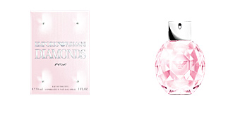 DIAMONDS ROSE eau de toilette vaporizador Armani
