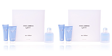 LIGHT BLUE EAU INTENSE POUR HOMME SET Dolce & Gabbana